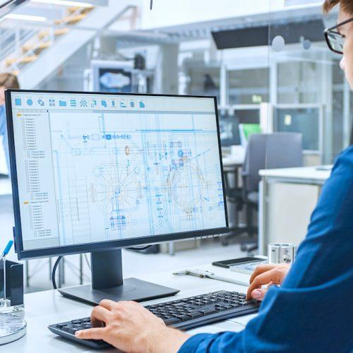 Progettazione e gestione allarmi, gestione cantieri, allarmi, logistica