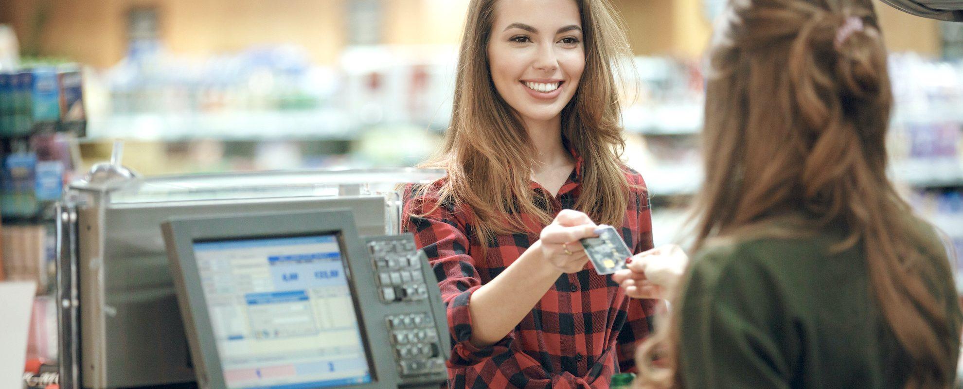 Gestione e protezione della cassa del negozio, sistemi di allarme per aziende, retail e gdo