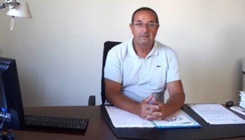 Marco Franciosi, dirigente di ICare Viareggio
